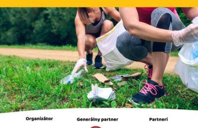 Pomôž upratať Slovensko a vyhraj pivné ceny s eko balíčkom
