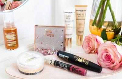 Súťaž o dekoratívnu kozmetiku Dermacol v hodnote 84 €