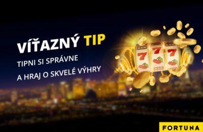 Hraj o skvelé výhry s Online Casinom Fortuna
