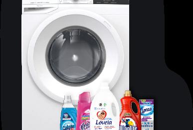 Súťaž o novú práčku a 15 balíčkov s produktami Calgon, Vanish, Lovela, Woolite a Lanza