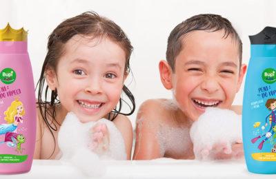 Súťaž o balíčky detskej kozmetiky Bupi