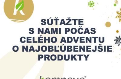 Veľká Adventná súťaž Kompava.sk
