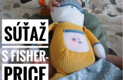 Súťaž o zajka na spanie od Fisher-Price