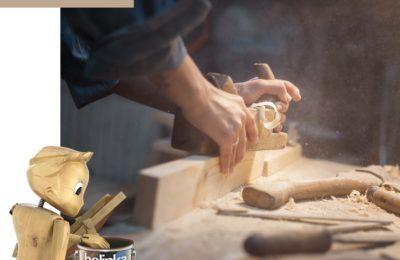Súťaž o náter dreva v hodnote 50 €
