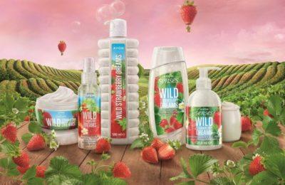 Súťaž o novinky Avon Care s jogurtom a sladkou vôňou lesných jahôd