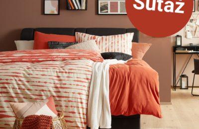 Súťaž o posteľnú bielizeň Fine Line Wende